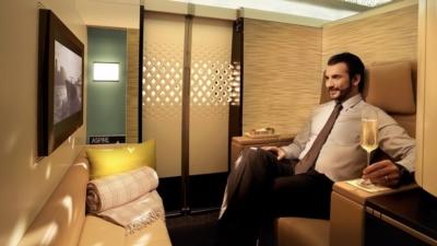 Etihad Guest first class