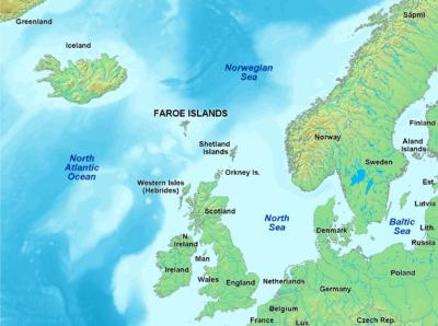 Hilton Garden Inn opening in the Faroe Islands