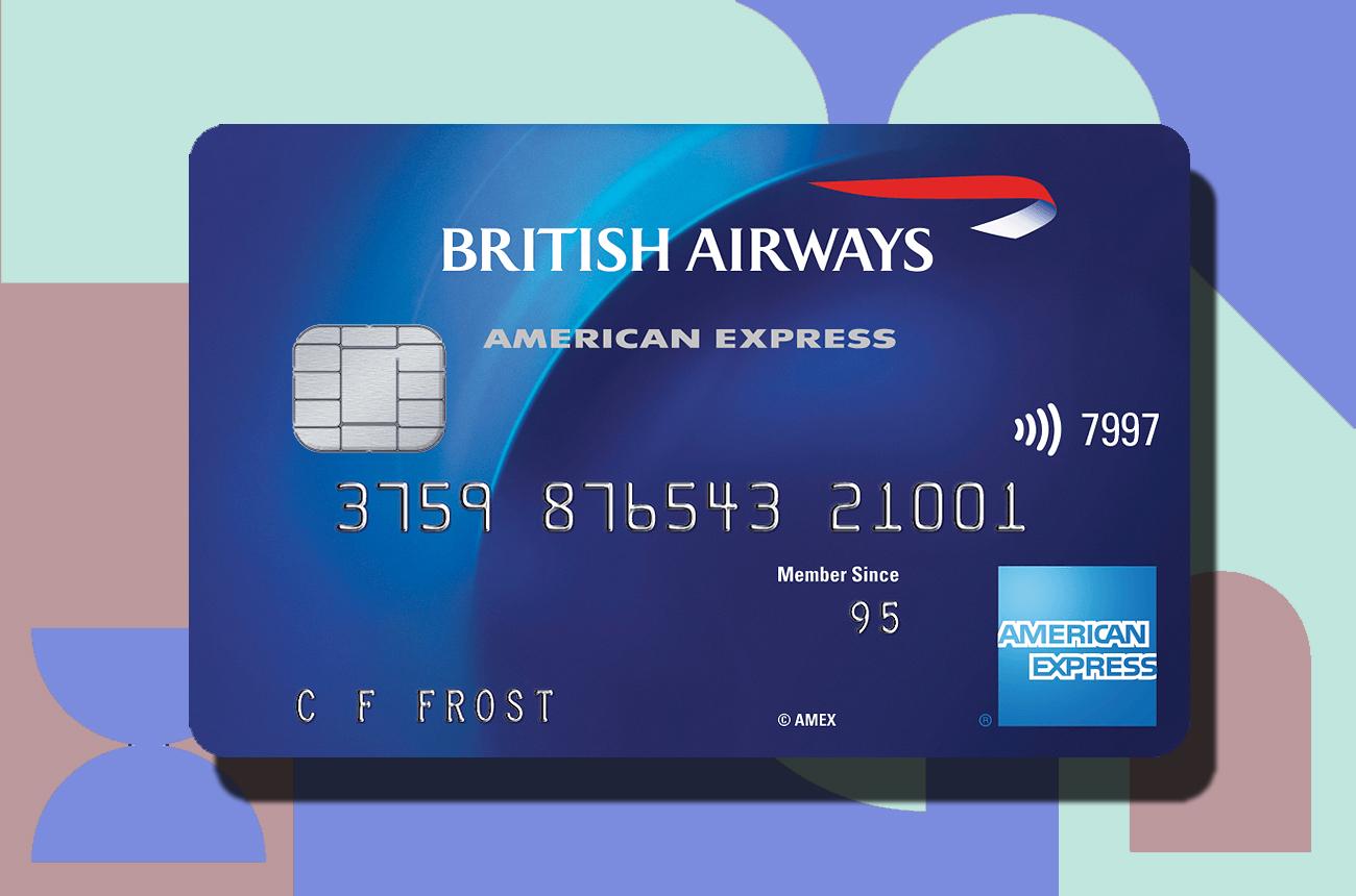 Bonus Avios on your British Airways American Express purchases