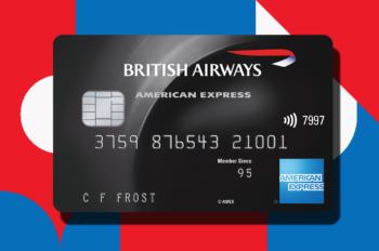25000 Avios British Airways Premium Plus Amex