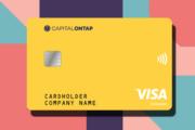 HFP Capital on Tap business Visa credit card