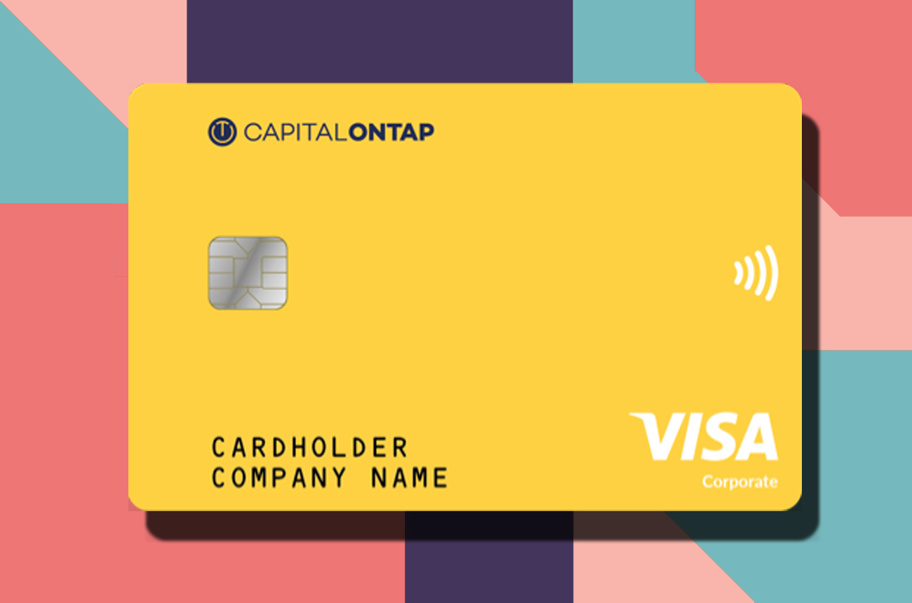 Review Capital on Tap business Visa credit card