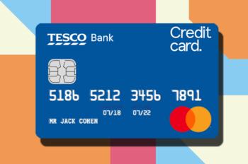 Review Tesco credit card