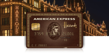 Harrods American Express card review