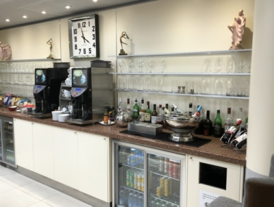 Jersey airport lounge review