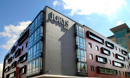 Jury's Inn Travelzoo deal £49 bed breakfast