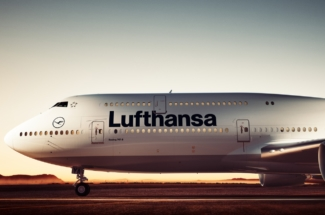 Lufthansa 747-8 new livery narrow