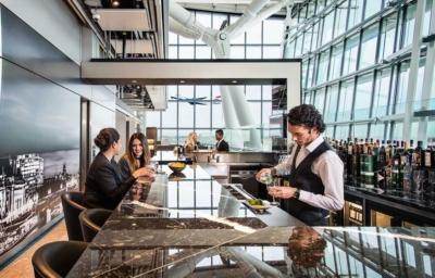 Plaza Premium lounge in London Heathrow Terminal 5 reopens