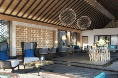 Radisson Blu Resort Maldives on points