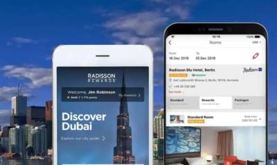 Radisson Rewards app booking bonus
