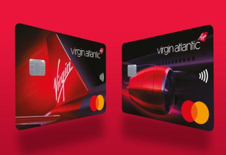 Virgin Atlantic Rewards credit cards