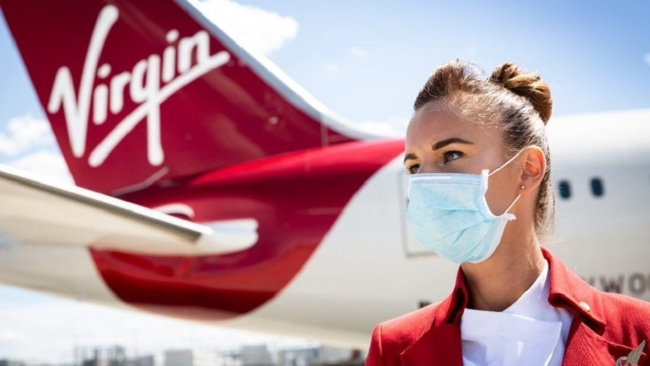 Virgin Atlantic coronavirus insurance