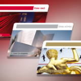 Virgin Flying Club status cards
