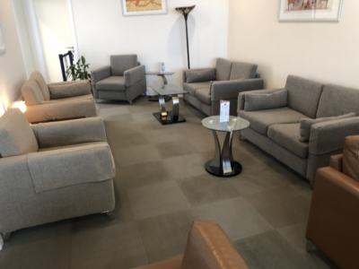 Review british airways lounge jersey airport