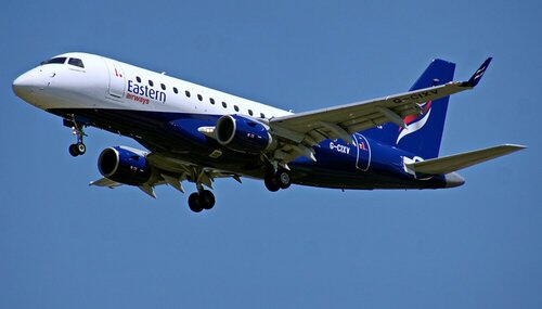 Eastern Airways launches Newquay to Manchester