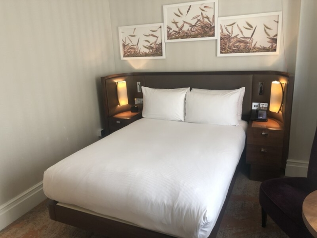 Hilton Hyde Park London review