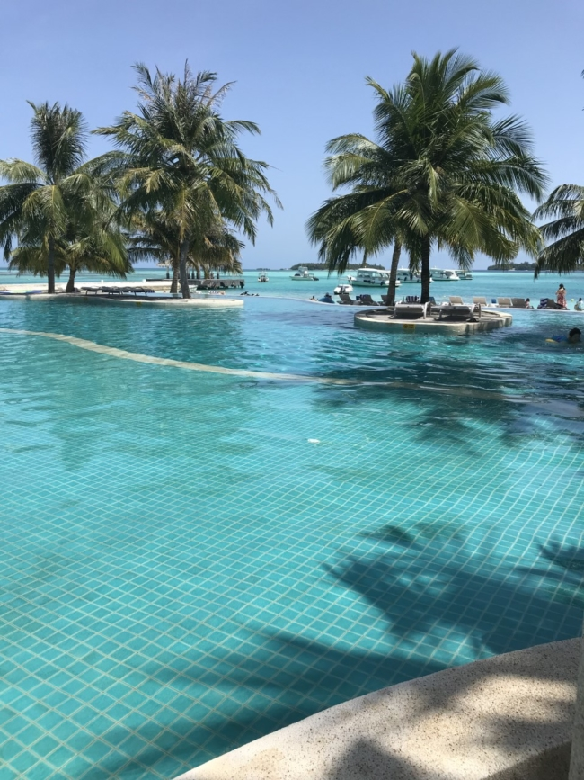 Review Holiday Inn Kandooma Maldives