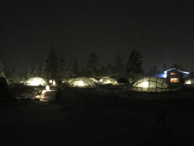 Review, Kakslauttanen Artic Resort, Saariselka, Finland