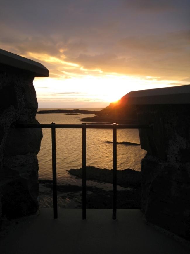 Review, Mingary Castle, Lochaber, Scotland