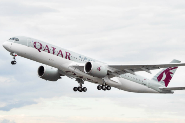 Qatar Airways flash sale