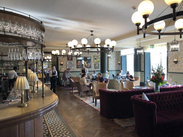 Review University Arms Hotel Cambridge
