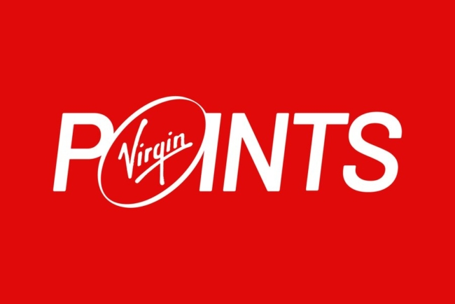 How to earn virgin points?
