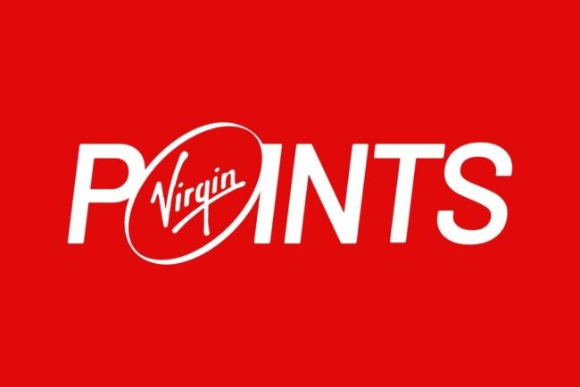 Double points on Virgin Atlantic flights
