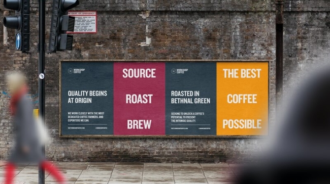 Workshop Coffee Birch London