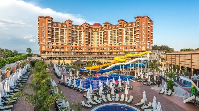 Review The Villa Side Residence, Antalya, Turkey