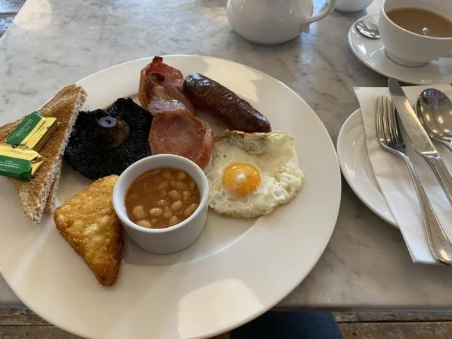 Abbey Hotel Bath review