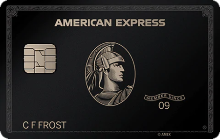 American Express Centurion Card UK review