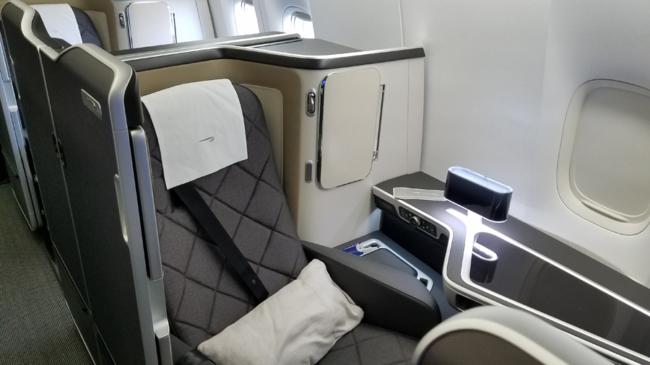 British Airways First Suite review