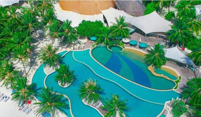 Review Holiday Inn Resort Kandooma Maldives