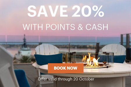 IHG REwards Club points and cash flash sale