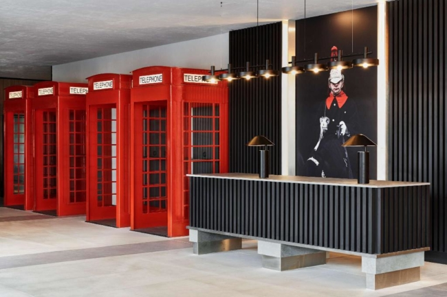 Review Radisson RED London Heathrow hotel