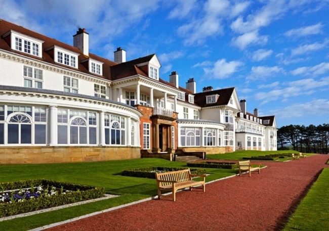 Trump Turnberry £400 American Express offer