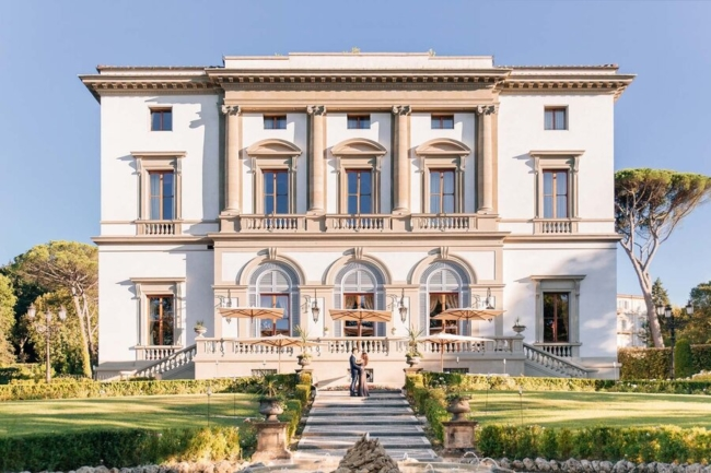 Villa Cora Florence Mr & Mrs Smith hotels