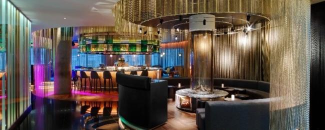 W London Perception bar