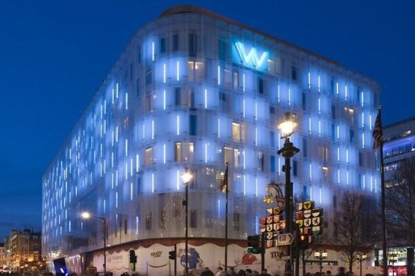 Win a stay at W London hotel