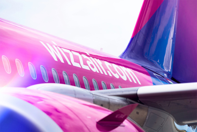 Wizz Air adds additional services from Doncaster Sheffield Airport