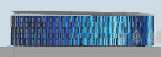 Atrium Hotel sky lounge