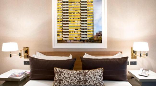 Review Bankside Hotel London