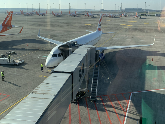 Berlin-Brandenburg Airport British Airways