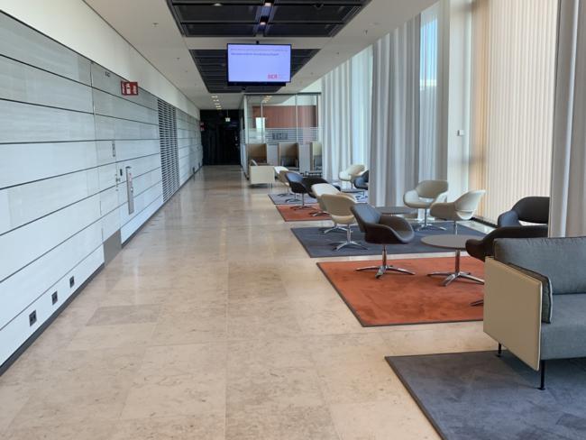 Berlin-Brandenburg Airport Templehof lounge