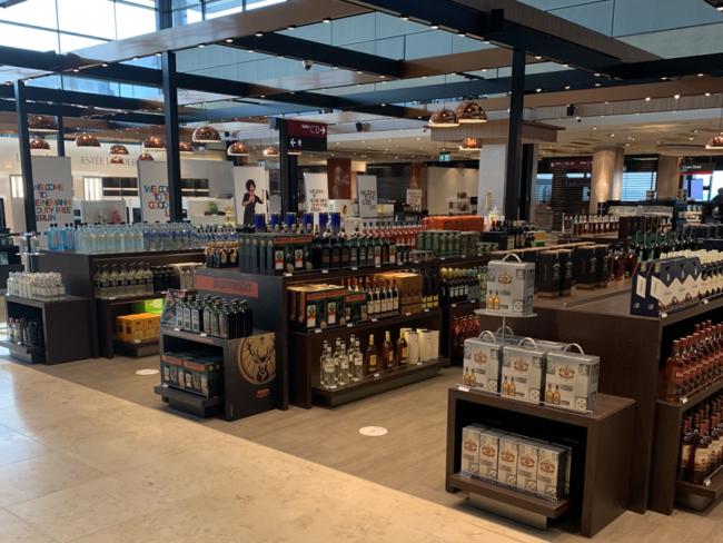 Berlin-Brandenburg Airport duty free