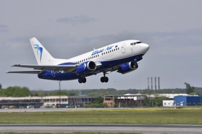 Blue Air launching London Heathrow flights