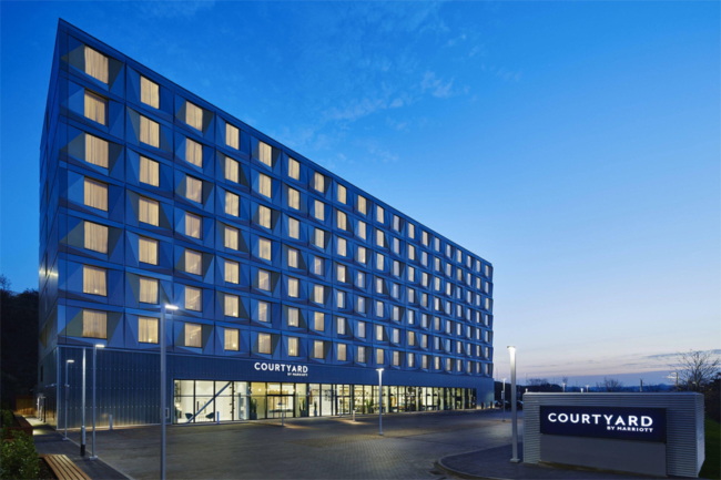 Courtyard by Marriott London Luton Airport