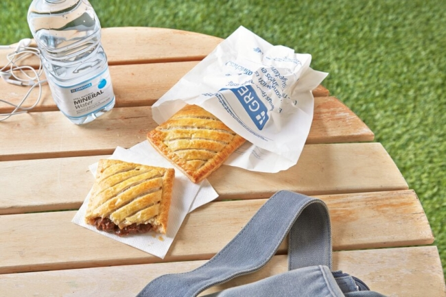 earn and spend Virgin Points at Greggs