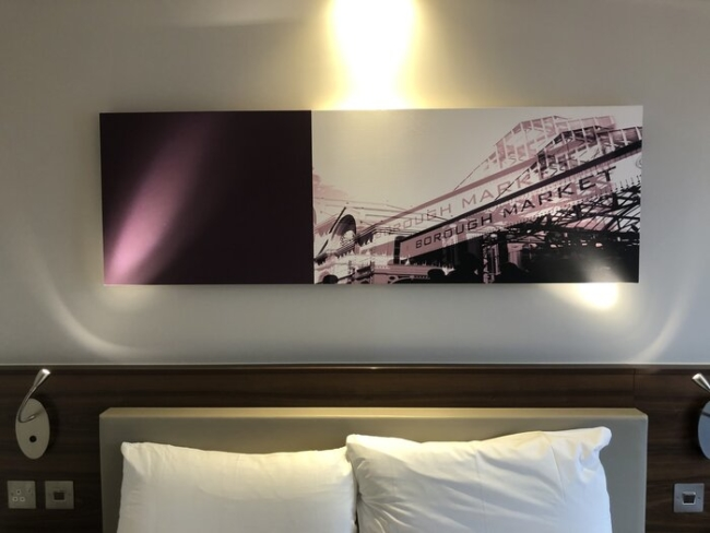 Hampton by Hilton London Waterloo hotel review