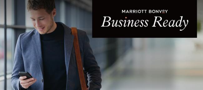 Marriott Business Ready scheme
